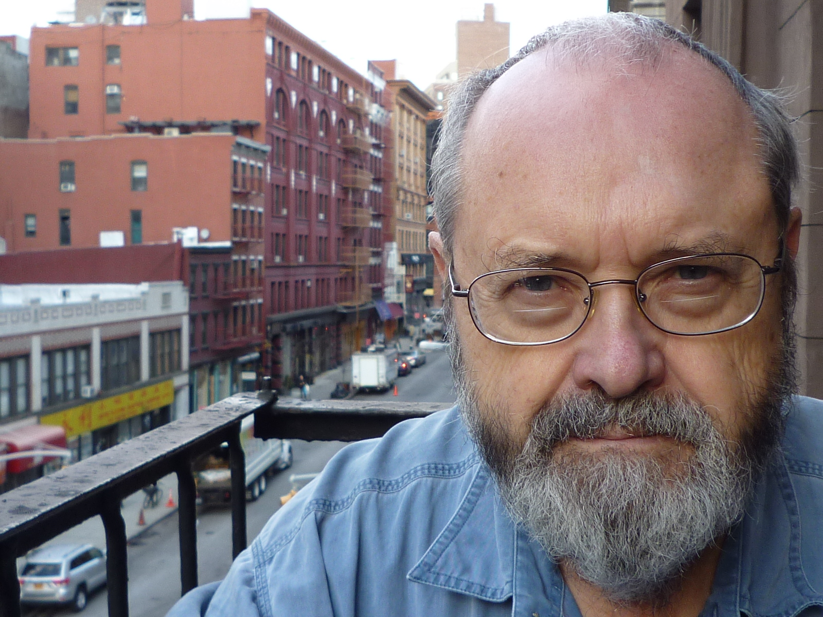 phill niblock - photo: katherine liberovskaya